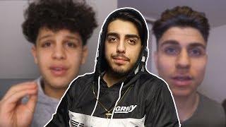 Jounes Amiri & Ali Hakim | Revolution der Ehrenlosigkeit (A.B.K Beef)