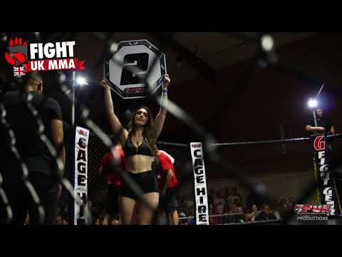MMA STRAWWEIGHT TITLE- Molly Barnwell vs Megan Morris