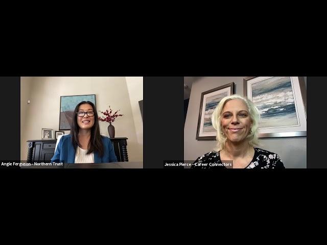 Northern Trust Interview - Angie Ferguson