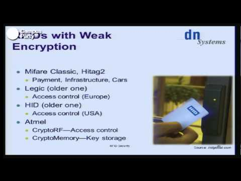 CPEU2 - Hacking RFID and NFC for fun, profit and immigration