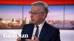 Gove 'confident' teachers and pupils will be safe at school