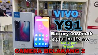 ..2jta .UNBOXING & REVIEW VIVO Y91 (Halo FullView™ Display)