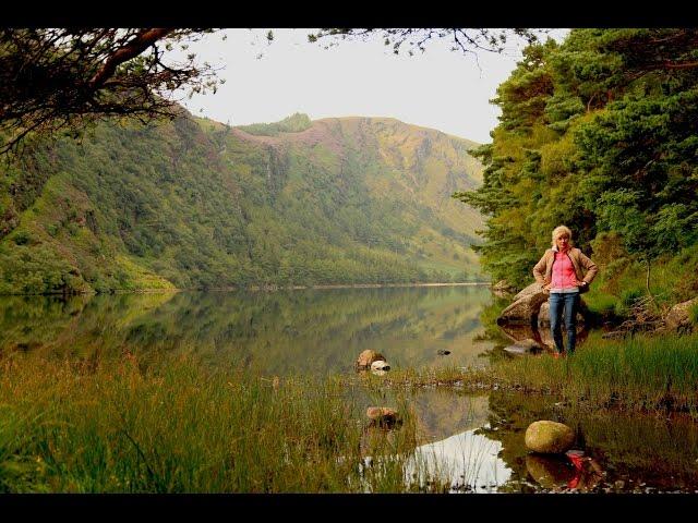 Pasimėgavimas Glendalough slėniu ir Viklou kalnais, Airija - Silvija Travel Tips