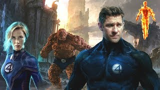 FANTASTIC 4 MCU ORIGIN & VILLAIN Reportedly Revealed