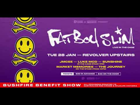 Fatboy Slim Live At Revolver Upstairs - 28.01.20