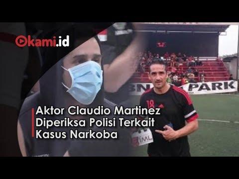 Aktor Claudio Martinez Diperiksa Polisi Terkait Kasus Narkoba Mp3