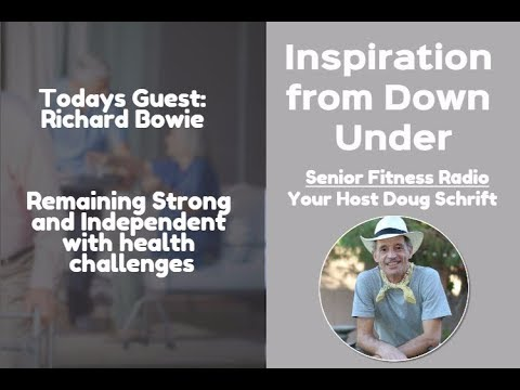 Inspiration from Down Under: Conversation with Richard Bowie