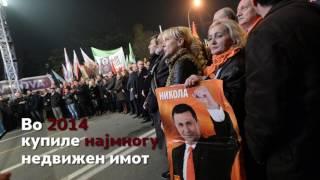 Над законот Како се збогати ВМРО ДПМНЕ