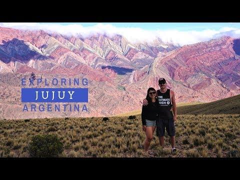 ARGENTINA: EXPLORING JUJUY - PURMAMARCA TO HUMAHUACA - TRIP & ITINERARY
