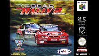 Playthrough [N64] Top Gear Rally 2