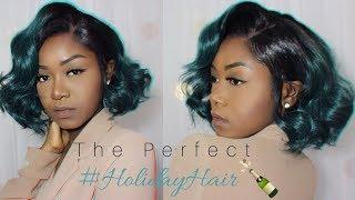 THE PERFECT #HOLIDAYHAIR  | SAM'S BEAUTY