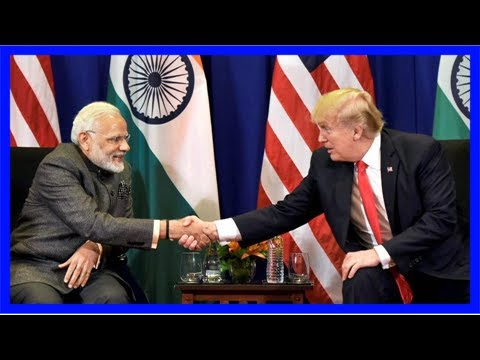 Aseansummit:modi meets trump in manila, says india and uscan work for future of asia