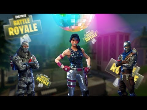 Fortnite Battle Royale - Time To Have A Party - Open Lobby And Subs (Xbox One)