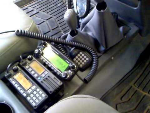VK5ZEA Mobile Amateur Station