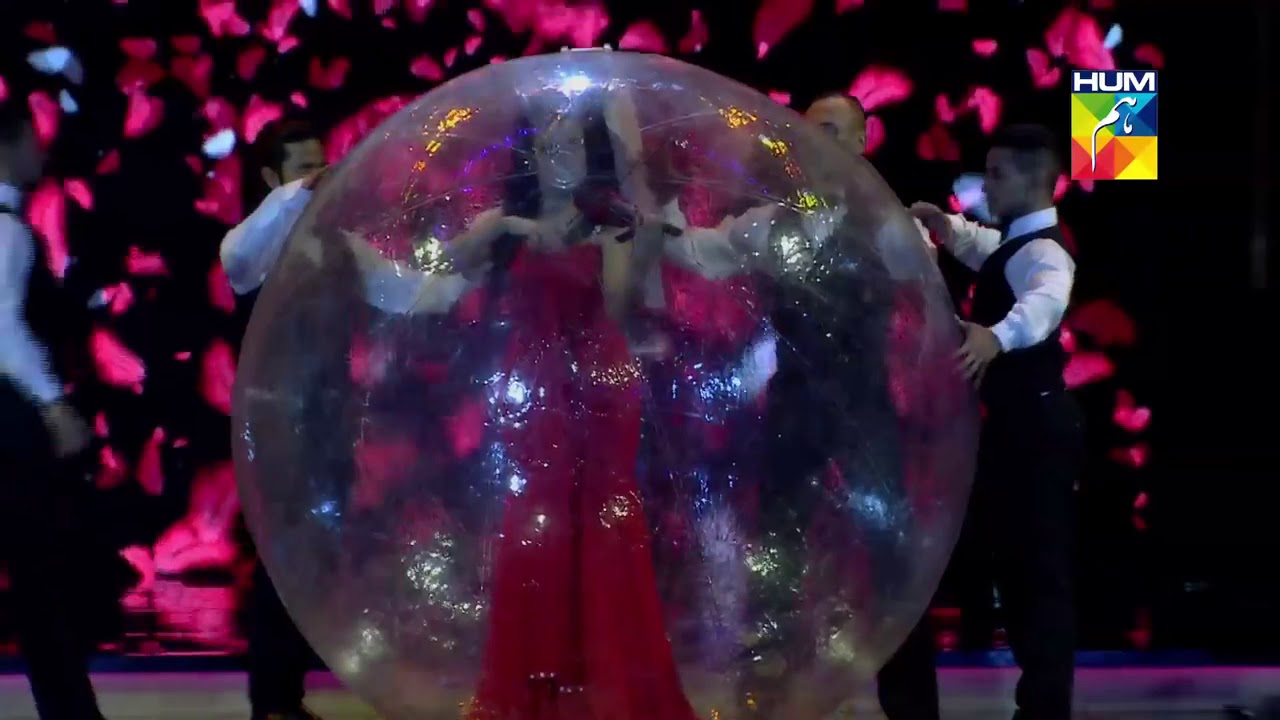 OPENING PERFORMANCE Spectacular Moments Kashmir 6th HUM Awards 2018
