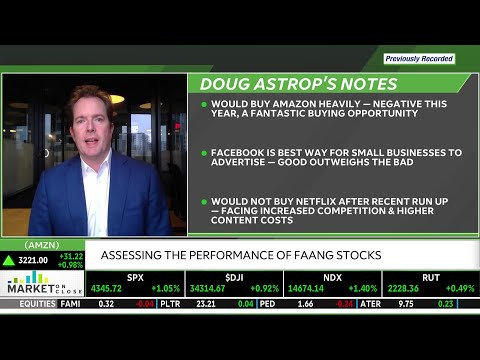Are FAANG Stocks In A Correction Territory? NFLX, FB, AMZN