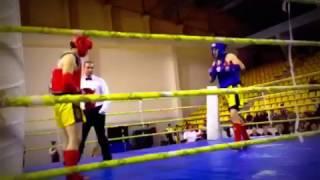 Selman Yücel Ankara Muay-Thai Şampiyonası