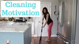 Speed Cleaning My House | Speed Clean with Me | Cleaning Motivation