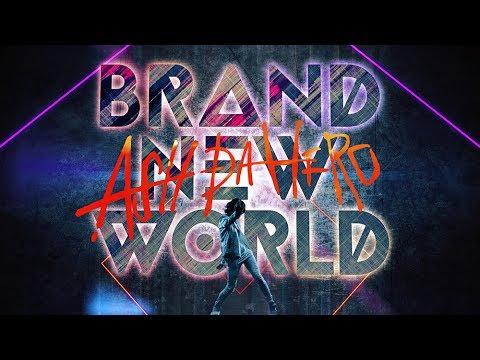BRAND NEW WORLD / ASH DA HERO