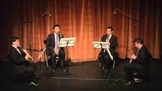 Armonizando - León Cardona. Cuarteto de clarinetes Boheme