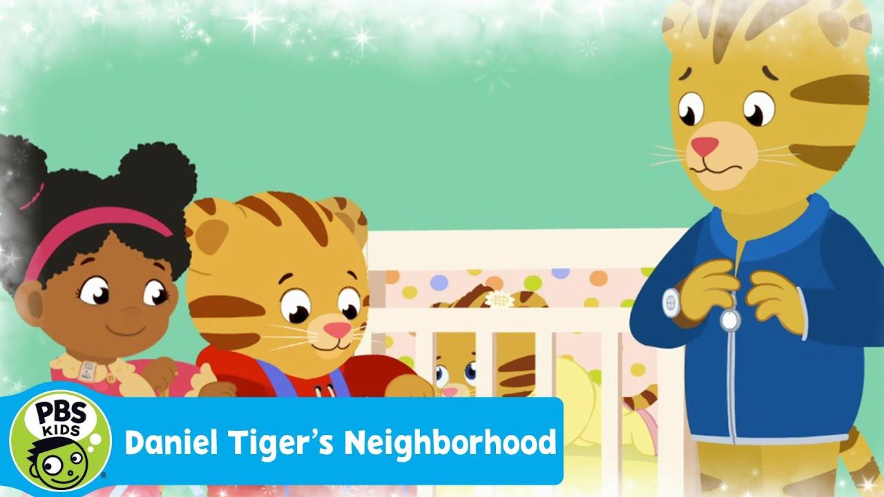 DANIEL TIGER\'S NEIGHBORHOOD | Daniel Sings to Margaret | PBS KIDS ...