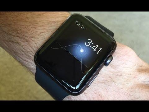 Apple Watch Review (Black Sport Model)