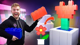*GIANT* LEGO Build Off Challenge!