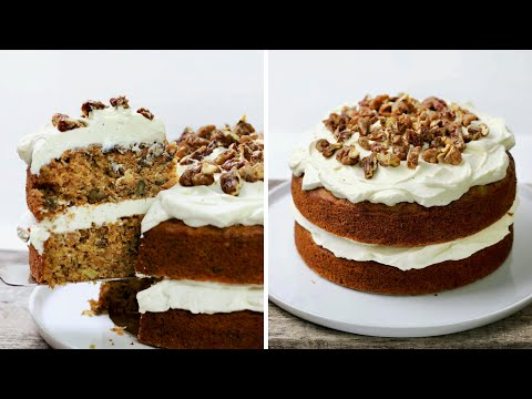 recette-du-meilleur-carrot-cake-ever-|-william's-kitchen