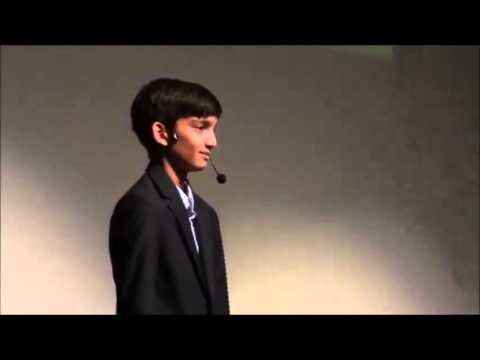 From Cabinda to Kashmir | Kishan Kalaria | TEDxYouth@FortWorth