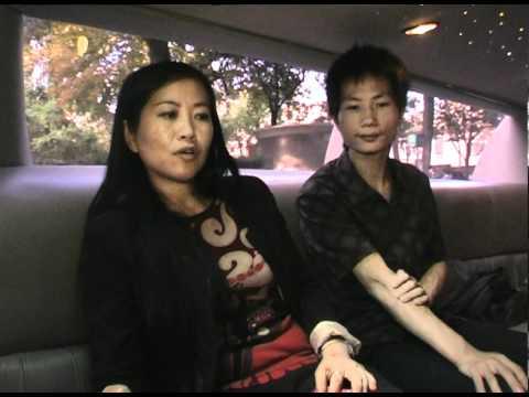 Biennale de Belleville 2010 - Interview de Lee Show-Chun et Weiming Shi