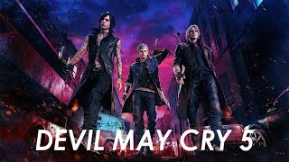 🔴[LIVE STREAM] DEVIL MAY CRY 5 PART 3