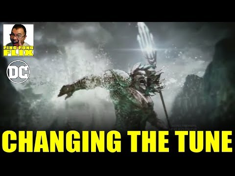 CHANGING THE TUNE IN AQUAMAN AND KRYPTON!