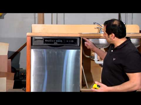 How to Measure for a Dishwasher Installation : Home Sweet Home Repair