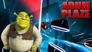 Adum Plaze: The Entire Shrek Movie in Beat Saber
