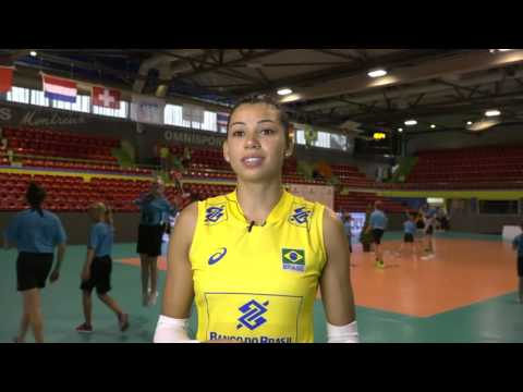 Day 6: Interview with 2017 Montreux Volley Masters MVP Carol