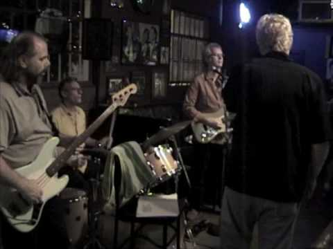 "Dennis McCarthy live at Nick-a-Nees ""I Wish It Would Rain"""