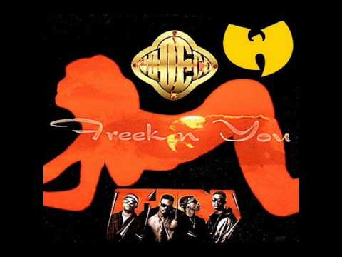 Jodeci Ft Wu-Tang - Freak'n You Remix