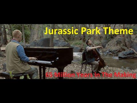 "The Piano Guys: ""Jurassic Park Theme"" - 65 Million Years In The Making!"