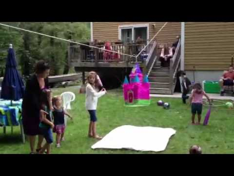Best Piñata Set Up Youtube