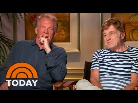 Redford Talks 'Woods,' Reveals Why He Won't Watch His Own Films  TODAY