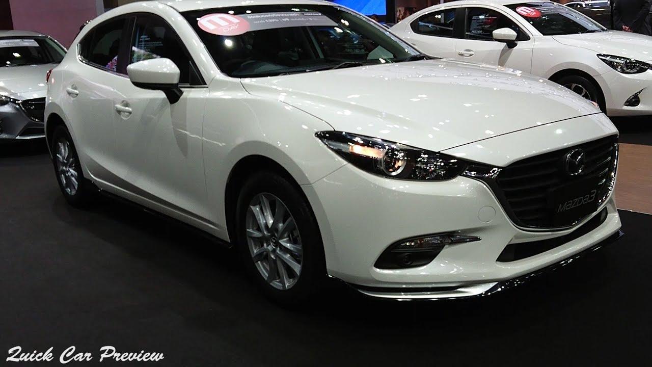 Quick Preview 2018 Mazda 3 Hatchback 2 0 C Skyactiv G
