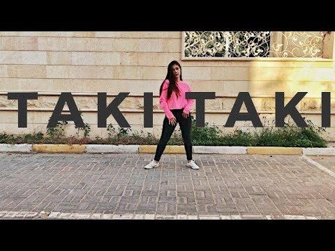 TAKI TAKI (DANCE COVER) - DJ Snake Ft. Selena Gomez, Ozuna, Cardi B | Francheska Garchitorena