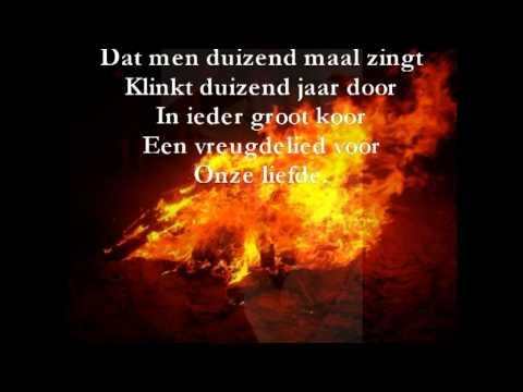 Dana Winner - Als Een Lied - Lyrics