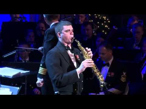 US Navy Band - Carol of the Bells