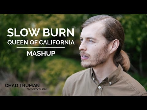Kacey Musgraves & John Mayer MASHUP by Chad Truman - Slow Burn Queen of California