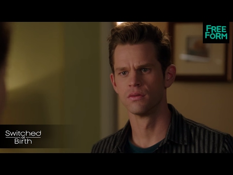 Switched at Birth | Season 5, Episode 7: Travis and Emmett Argue Over Dinner | Freeform