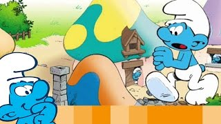 The Giant Smurf Storybook • The Smurfs