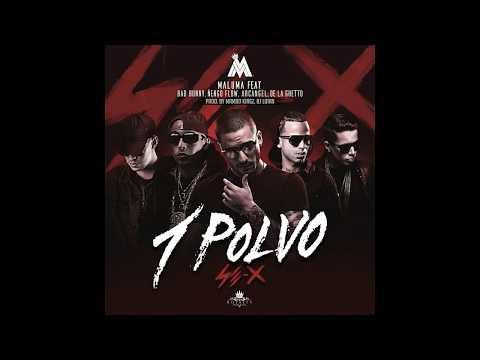 Un Polvo - Maluma (feat. Bad Bunny, Arcángel, Ñengo Flow & De La Ghetto) - Single