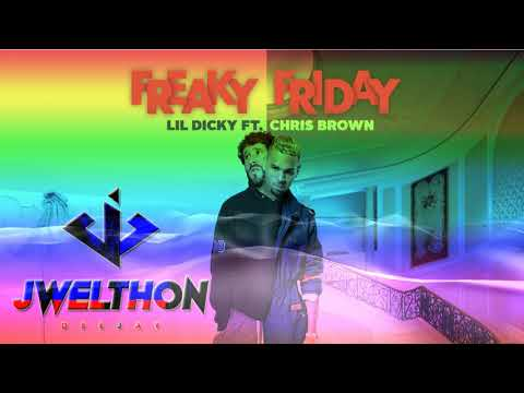 Lil Dicky Ft. Chris Brown - Freaky Friday-Reggae Remix-( JWelThoN Dj )