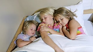 BACK TO SCHOOL BEDTIME ROUTINE!!